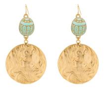 'Margaery' Ohrringe mit Türkis