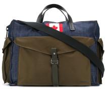Reisetasche mit Kanada-Patch