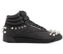 x Reebok High-Top-Sneakers mit Nieten