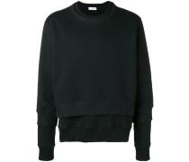 Sweatshirt im Lagen-Look
