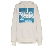 'Amercian Excess' Kapuzenpullover