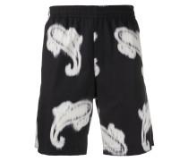 Shorts mit Paisleymuster