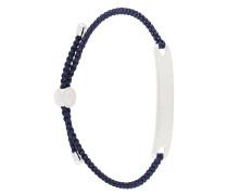 polished bar bracelet