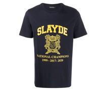"""T-Shirt mit """"Slayde""""-Print"""