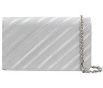 Velvetop clutch bag