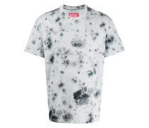 A-COLD-WALL* T-Shirt mit Batikmuster