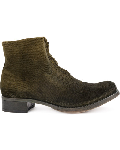 Stiefel in Kordoptik
