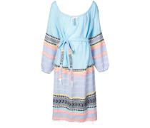 Kleid mit Querstreifen