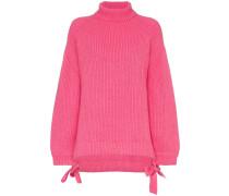 Pullover mit Schleifendetails