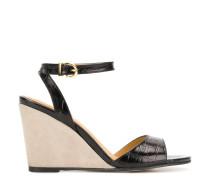 A.P.C. Oda wedge sandals