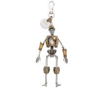 Schlüsselanhänger mit Skelett