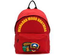 Wood Brothers backpack