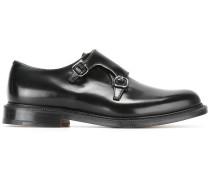 'Spazzolato Double' Monk-Schuhe