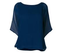 loose fit blouse