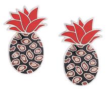 Ohrringe mit Ananasform