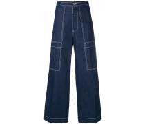 'Hill Dye' Jeans
