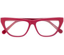Brille mit Ketten