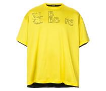 "T-Shirt mit ""Clubbers""-Print"