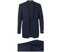Fein gestreifter Anzug