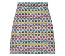 Velvet G lurex skirt