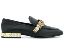 Edgy loafers
