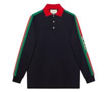 Poloshirt mit -Streifen