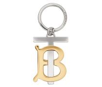 Schlüsselanhänger mit Monogramm