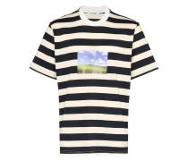 Gestreiftes 'Bliss' T-Shirt