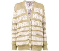 'Loved' Oversized-Cardigan