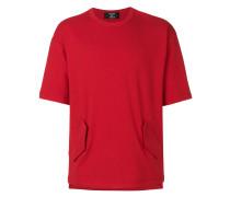T-Shirt mit Vordertaschen