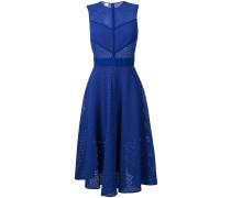 Kleid mit Lochmuster