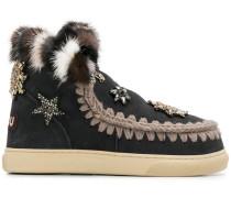 Verzierte 'Eskimo' Stiefel