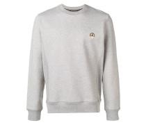 Sweatshirt mit Friedenszeichen-Schild
