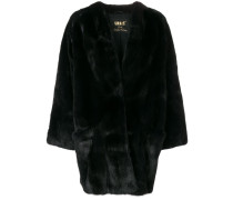 Mantel mit Cropped-Ärmeln