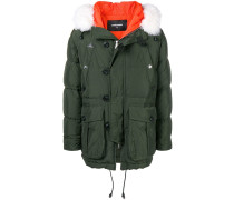 shell puffer coat