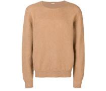 Pullover aus Kamelfell