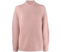 Pullover mit tief angesetzten Schultern