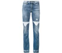 'Silona' Distressed-Jeans