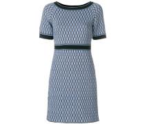 shortsleeved printed dress