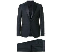 slim-fit dinner suit