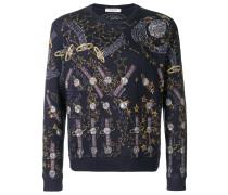 'Zandra Lunar Park' Sweatshirt