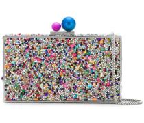 embellished clutch bag