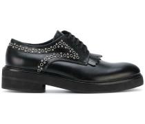 'Bobo' Derby-Schuhe mit Zierlasche