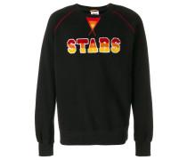 """Sweatshirt mit """"Stars""""-Patches"""