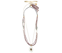 beaded necklaces set