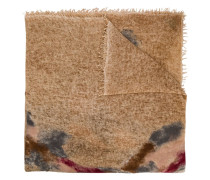 Schal mit abstraktem Muster