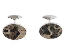 Manschettenknöpfe mit Muscheldetail