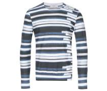 block stripe jumper