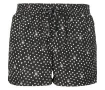 Sacred Heart print swim shorts