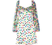 'Paris' Kleid mit Print